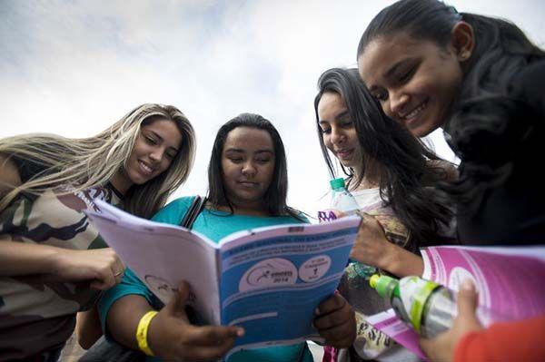 Sisu seleciona estudantes com base em notas obtidas no Enem / Marcelo Camargo / Agência Brasil
