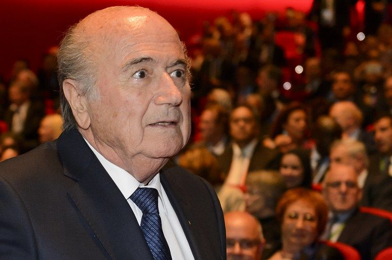 Jornalista afirma que Blatter é próximo alvo - Notícias - Notícias ... 606d73fefa460