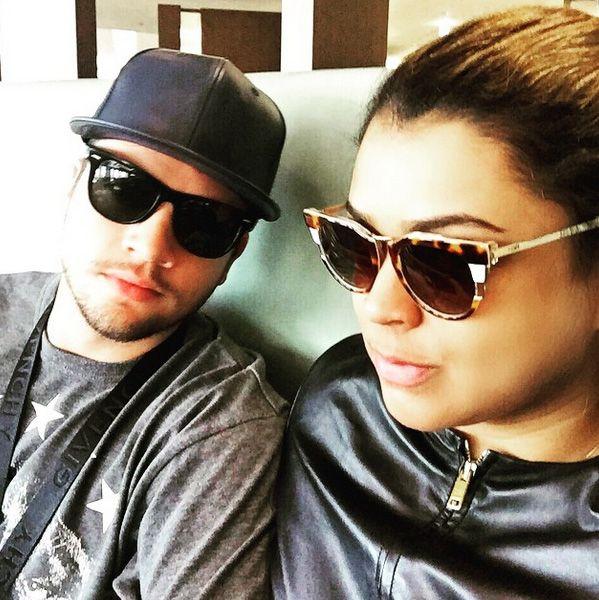 Preta Gil e Rodrigo Godoy voltam ao Brasil / Divulgação/Instagram