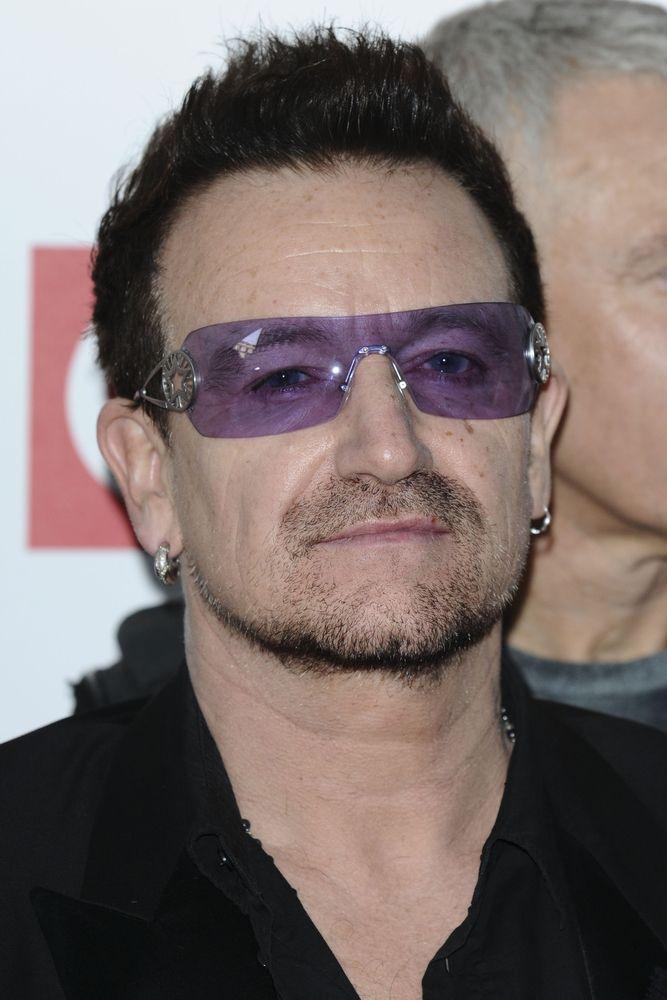 818fe9a62 Bono Vox faz apelo por mundo sem fome - Notícias - Entretenimento ...