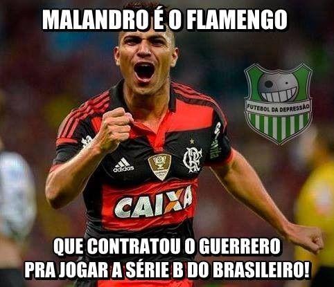 Flamengo Perde E Internautas Enchem Web De Memes