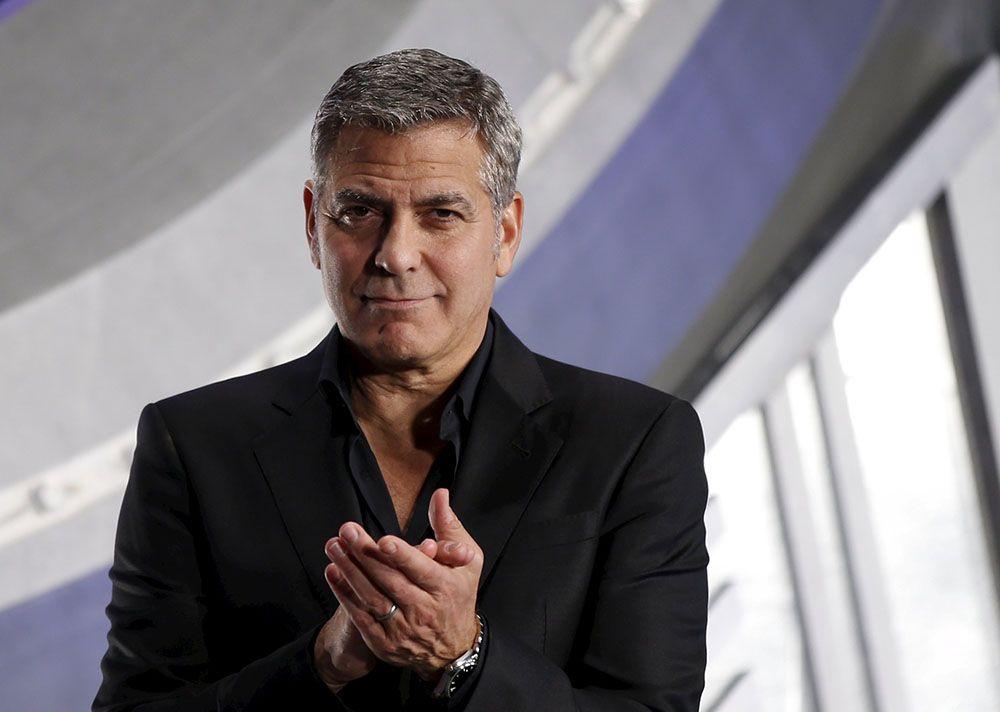 George Clooney volta atrás e diz que quer ter filhos com a atual mulher / Toru Hanai/Reuters