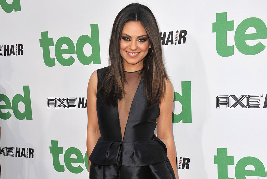Mila Kunis foi perseguida por rapaz em 2013 / Featureflash/Shutterstock