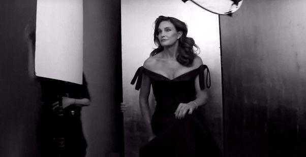 Caitlyn Jenner teve coragem elogiada por Obama / Divulgação/Vanity Fair