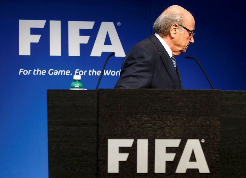 Substituto de Blatter será conhecido no ano que vem - Ruben Sprich/Reuters