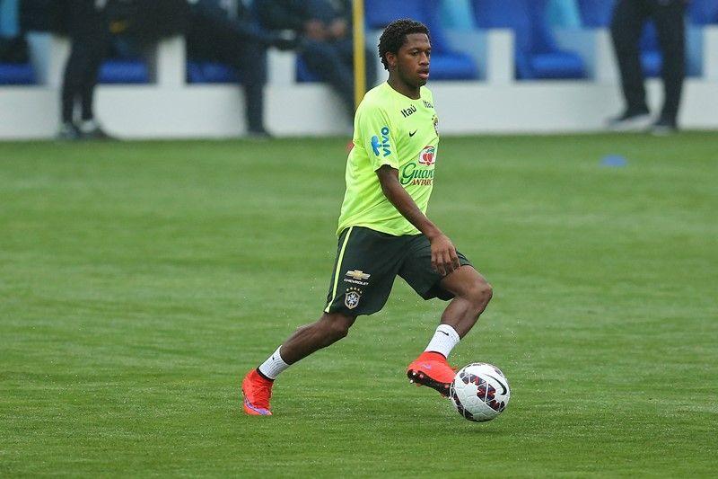 Jogador disputou duas partidas da Copa América como titular - Heuler Andrey/Mowa Press