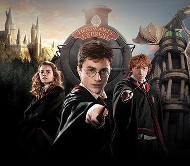 Harry Potter ganhará parque temático em Los Angeles / Divulgação/Universal