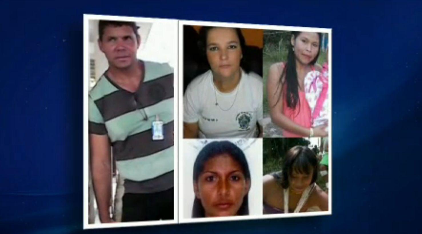 Cinco pessoas estavam no helicóptero que caiu no Amazonas / Reprodução/Jornal da Band