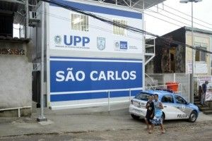 Unidade de Polícia Pacificadora do São Carlos / Reprodução/Internet
