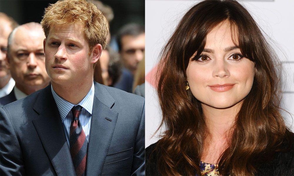 Harry teria feito a fila andar com atriz inglesa / Everett Collection e Featureflash/Shutterstock.com