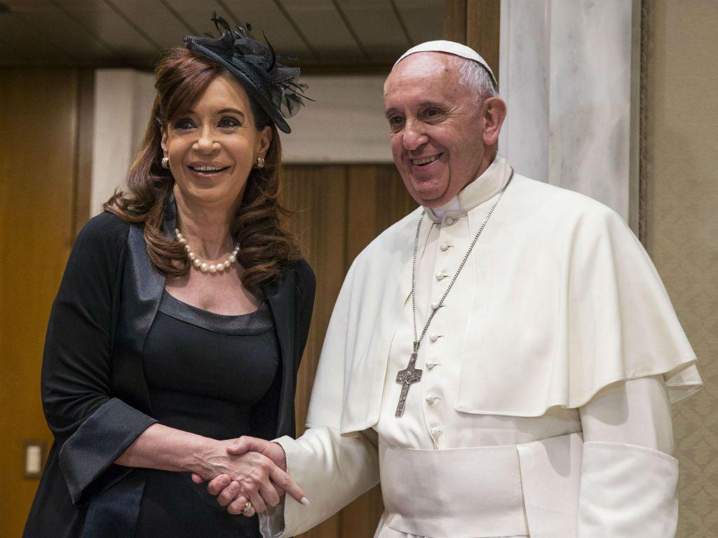 Presidente está em viagem oficial pela Itália / Angelo Carconi/AFP