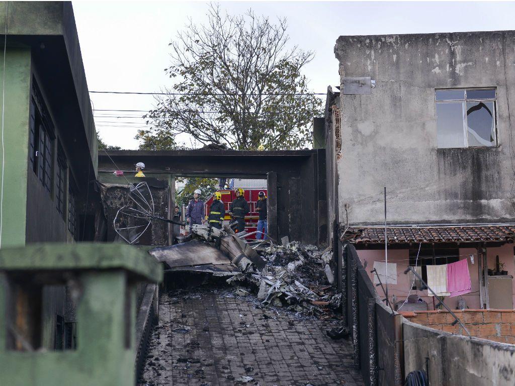 Não há informações sobre as causas do acidente / Alex Araujo / AFP