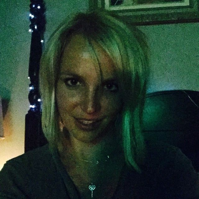 Britney Spears mostra o novo corte / Divulgação/Instagram