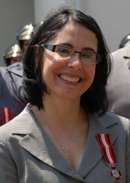 Marcia Rosa, prefeita de Cubatão / Divulgação