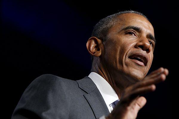 Obama está enfrentando pressão para tomar ações contra insurgentes do EI / Jonathan Ernst / Reuters