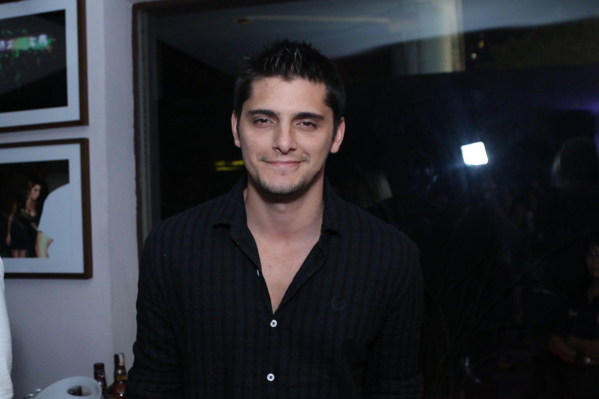 Bruno Gissoni foi assaltado em plena luz do dia / Thiago Duran/AgNews