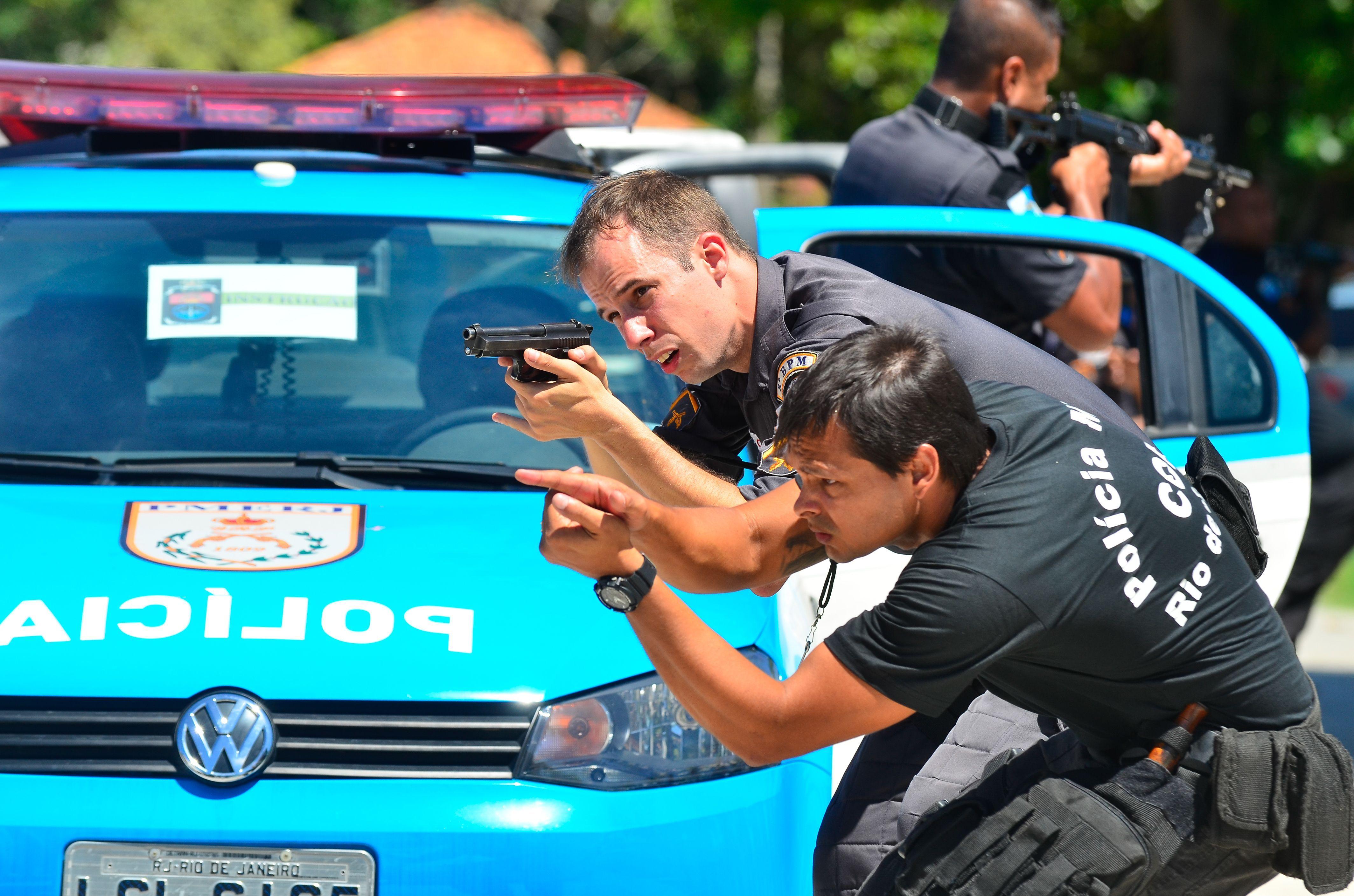 Plenário aprova projeto de lei que torna crime hediondo o assassinato de policiais  / Foto: Tânia Rêgo/ Agência Brasil