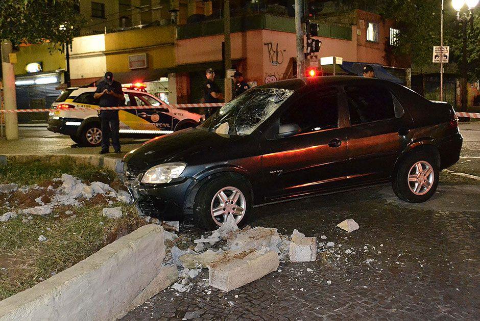 Guarda municipal que esteve no local disse que o acusado exalava álcool / Edu Silva/Futura Press/Folhapress