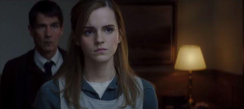 Emma Watson é uma das estrelas de Regression / Reprodução/Youtube