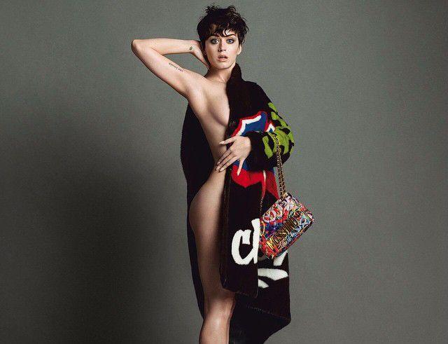 Katy Perry ousou em divulgação de roupas / Divulgação/Instagram