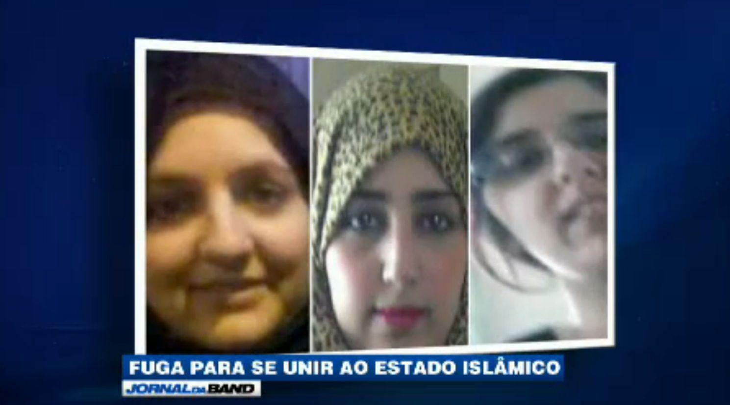 Britânica que fugiu para se aliar ao EI se casa - Notícias - Mundo - Band.com.br