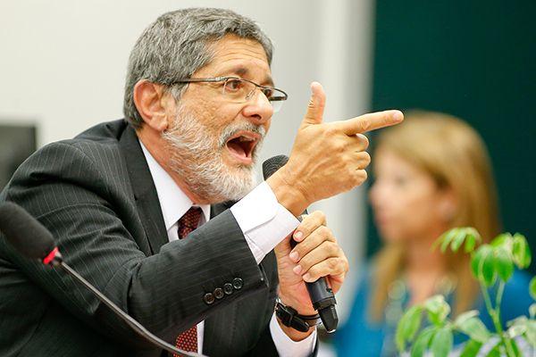 Gabrielli foi indicado para depor por Renato Duque / Pedro Ladeira / Folhapress
