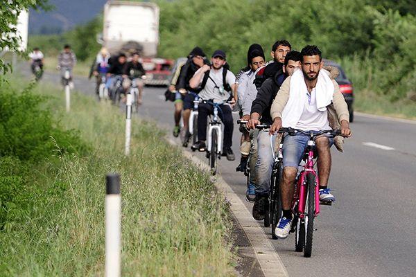Ideia é bloquear fluxo de migrantes na chamada
