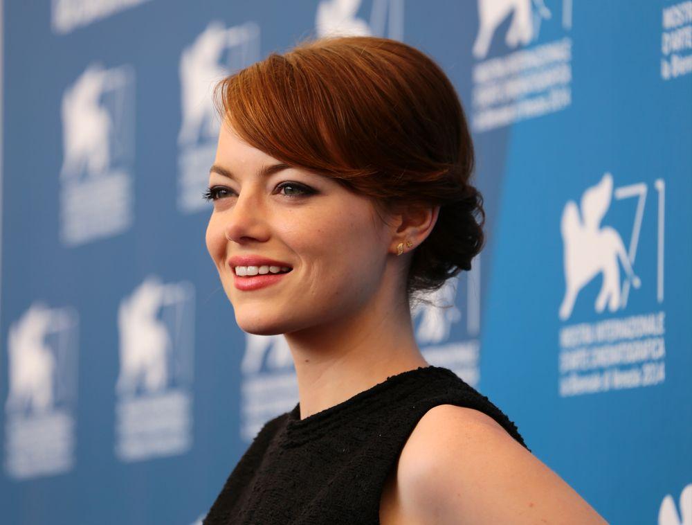 Emma Stone não se sente preparada para papel / ChinellatoPhoto/Shutterstock.com