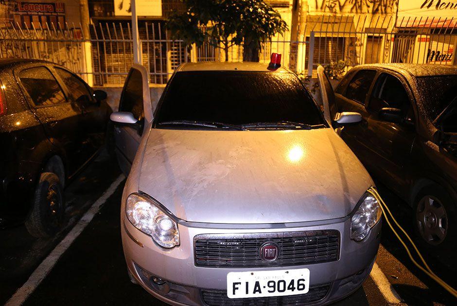 Terreno chegou a ser fechado pela polícia, mas foi comprado para ser transformado em um estacionamento / Edison Temoteo/Futura Press/Folhapress