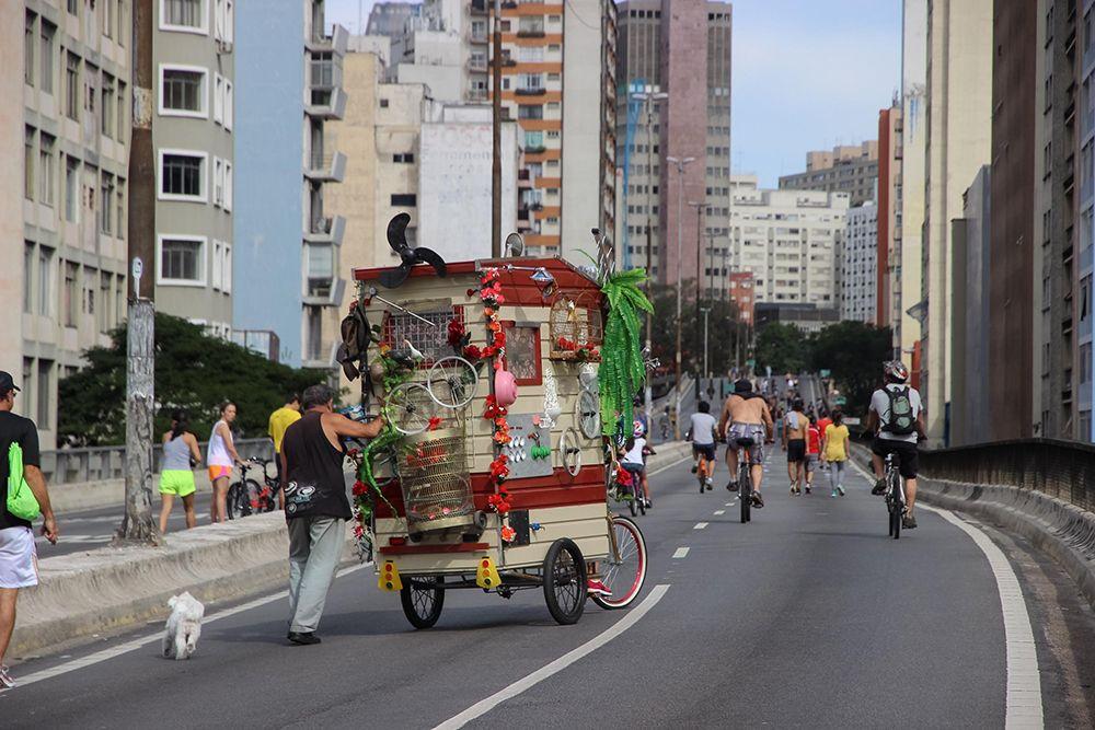 Virada: Prefeitura de SP cancela atrações previstas no Minhocão