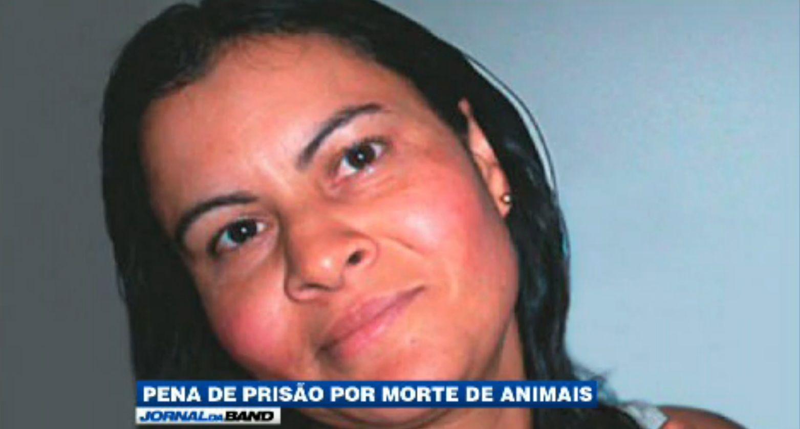 Dalva Lina da Silva recebeu sentença de 12 anos de prisão / Reprodução/Jornal da Band