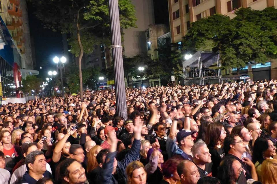 Internautas criam Virada Cultural Clandestina como protesto