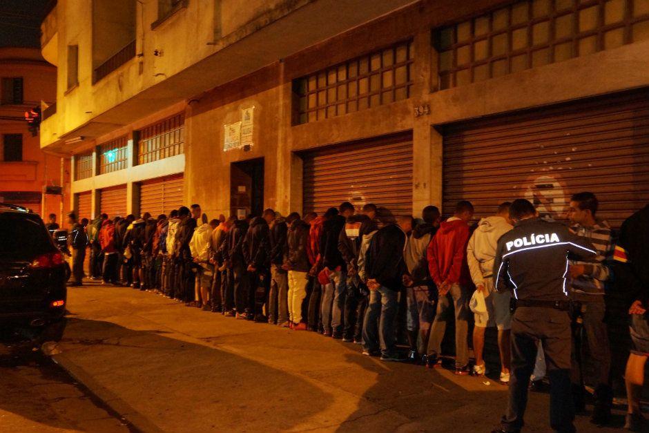 SP: mais de 70 pessoas são presas durante a Virada Cultural