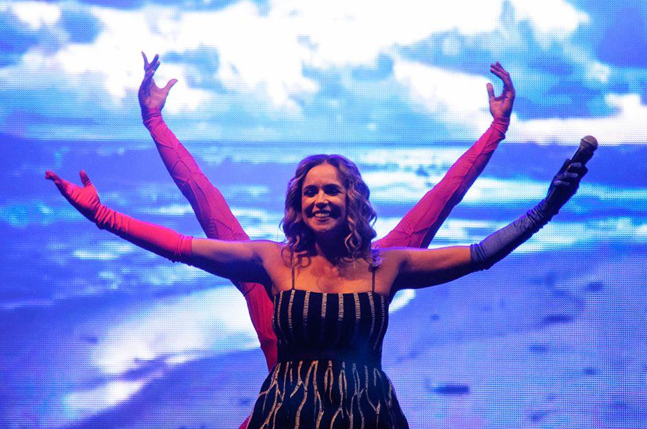 Daniela Mercury celebrou os 30 anos do ax¿¿ / Peter Leone/Folhapress