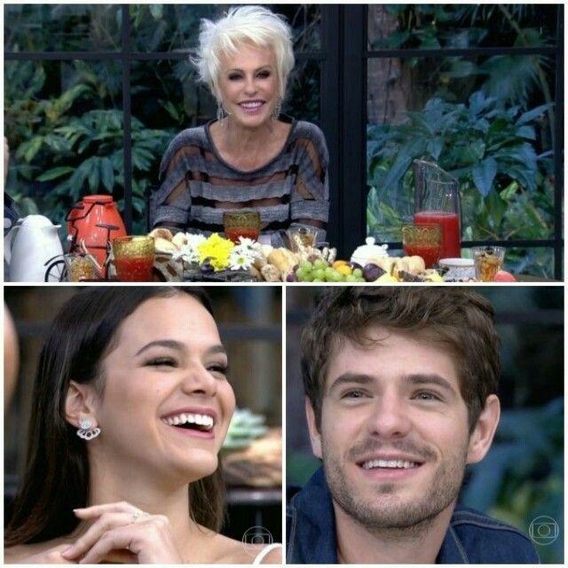 Bruna e Mauricio estão namorando / Divulgação/Instagram