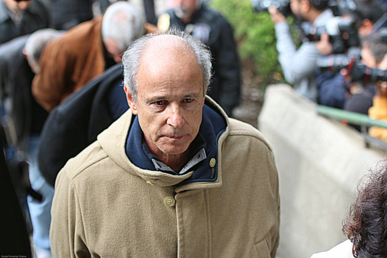 Otavio Marques de Azevedo, presidente da Andrade Gutierrez, teve pedido de liberdade negado / Folhapress