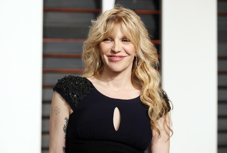 Courtney Love reclama de segurança /  Danny Moloshok/Reuters