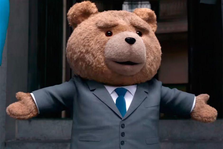 Ted 2: o urso vai ao tribunal quer provar que é uma pessoa / Reprodução/Youtube