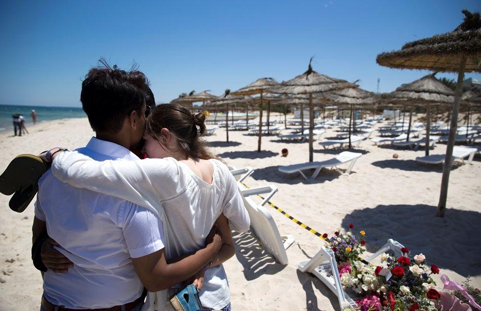 País norte-africano ganhou 1,95 bilhão de dólares em turismo no ano passado / KENZO TRIBOUILLARD / AFP