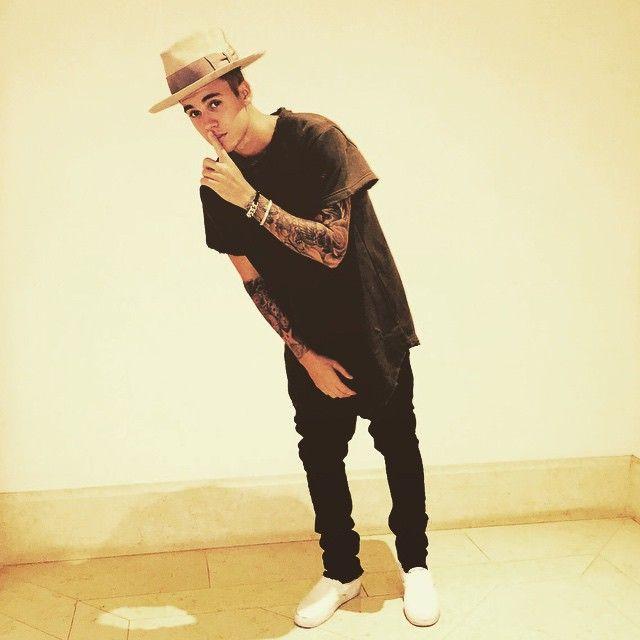 Justin Bieber vai a encontro religioso / Divulgação/Instagram