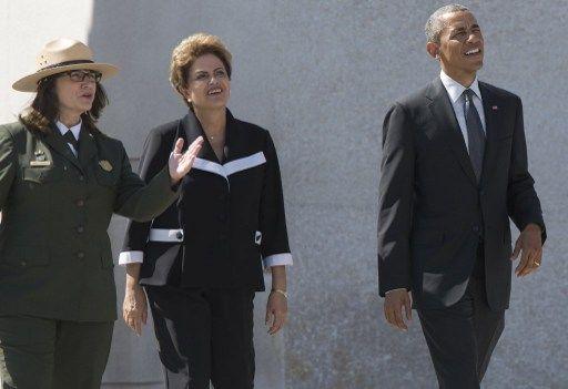 Dilma e Barack