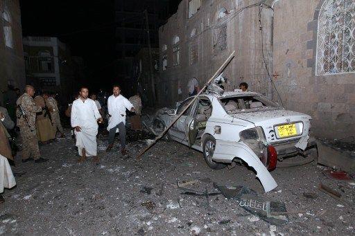 Ataque com carro-bomba foi reivindicado pelo Estado Islâmico  / Foto: AFP