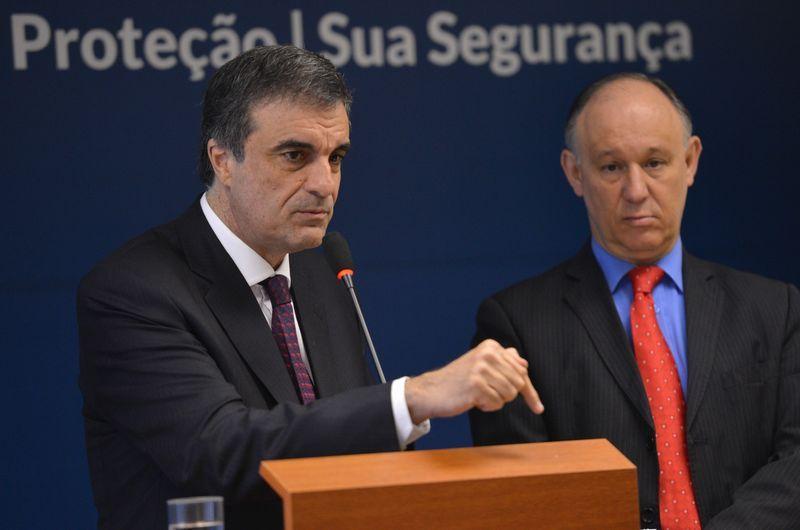 Cardozo decide ficar no cargo depois de se reunir com Dilma / José Cruz/Agência Brasil
