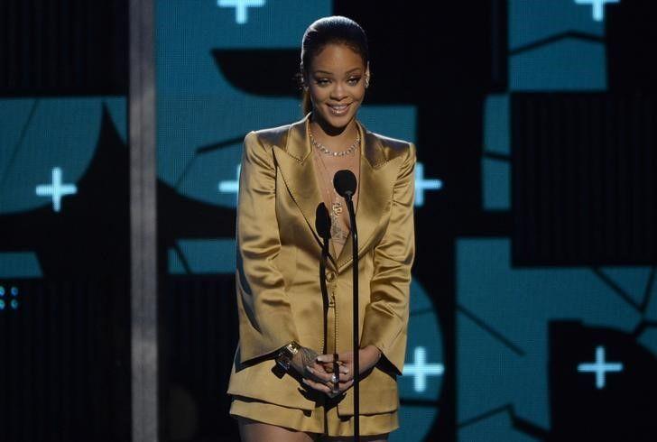 Rihanna deu resposta direta para Kendall Jenner / Kevork Djansezian/Reuters