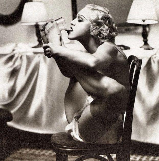 Madonna mostrou elasticidade nas redes sociais / Divulgação/Instagram