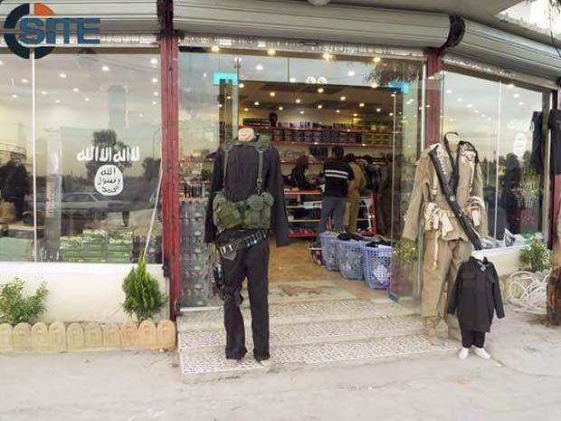 Estado Islâmico pode ter aberto sua primeira loja / Reprodução/Twitter
