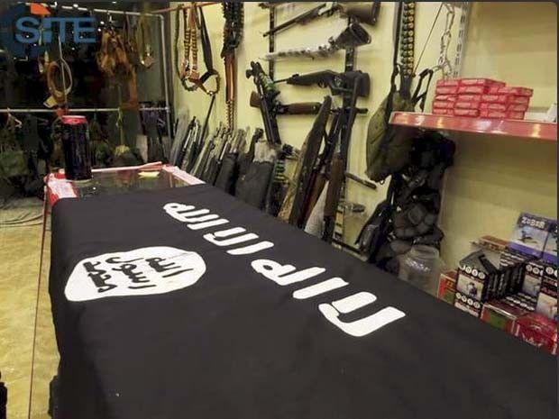 Estado Islâmico pode ter aberto sua primeira loja
