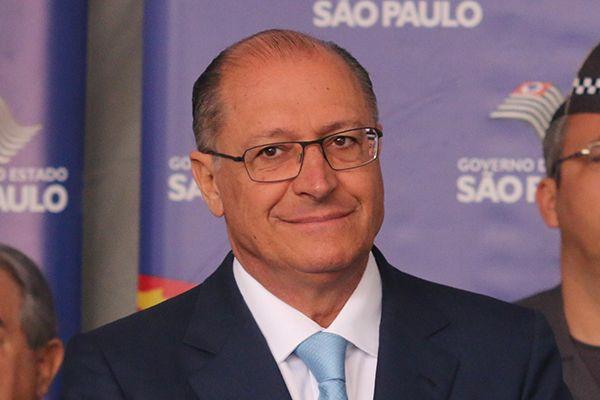 Alckmin sinaliza vontade de disputar a presidência em 2018 pelo PSDB / Marcelo S. Camargo / Frame / Folhapress
