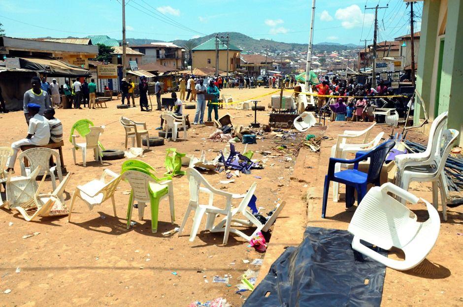 Estado de Plateau se encontra no meio de duas tendências religiosas  / AFP