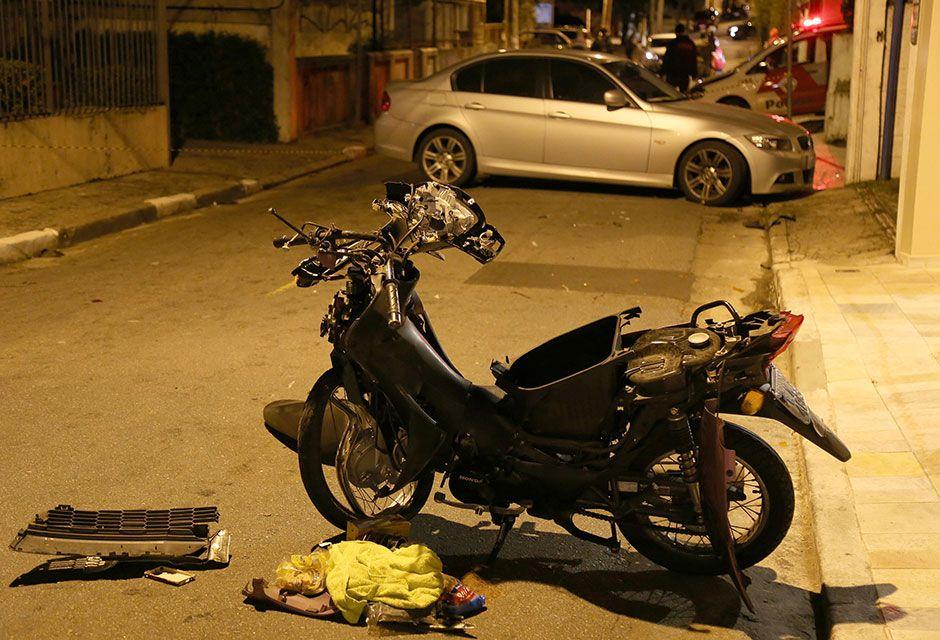 Maioria desses acidentes diz respeito à utilização de motocicletas / Edison Temoteo/Futura Press/Folhapress